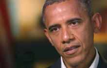 "Obama won't compromise ""balanced approach"" on budget, despite gridlock"