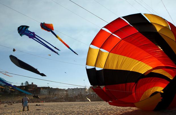 Australia's largest kite flying festival