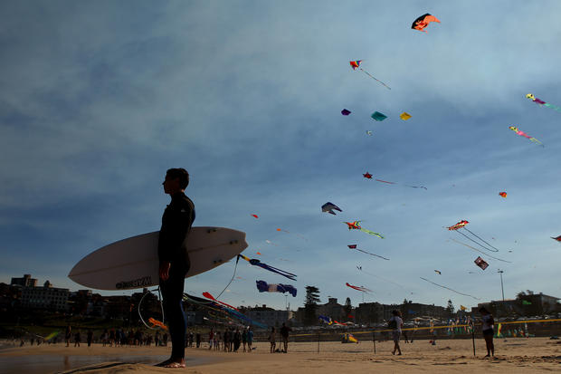 Australia's largest kite flying festival