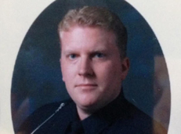 Patrick O'Rourke of the West Bloomfield Township Police Department was gunned down while responding to a call Sunday night.