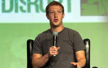 Zuckerberg speaks publicly for first time since Facebook IPO