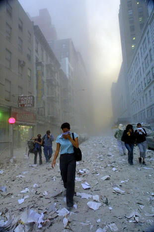 Unforgettable 9/11 images