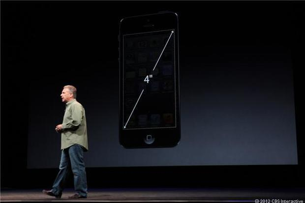 Apple's new iPhone 5, iPod devices