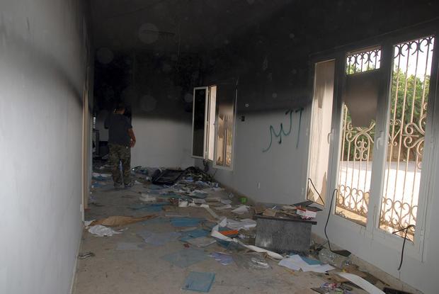 U.S. consulate attack in Libya
