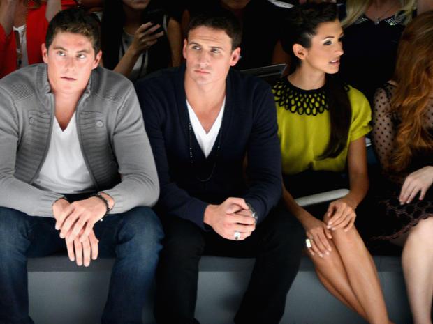 Stars at Fashion Week