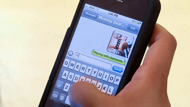 Smartphone theft on the rise
