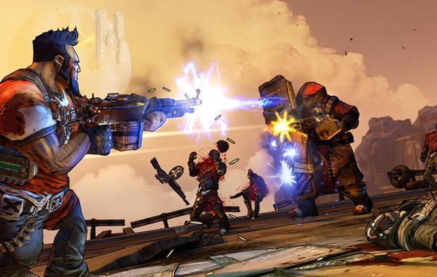 Borderlands 2, 2K Games, Gearbox,