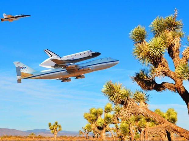 Endeavour's farewell tour