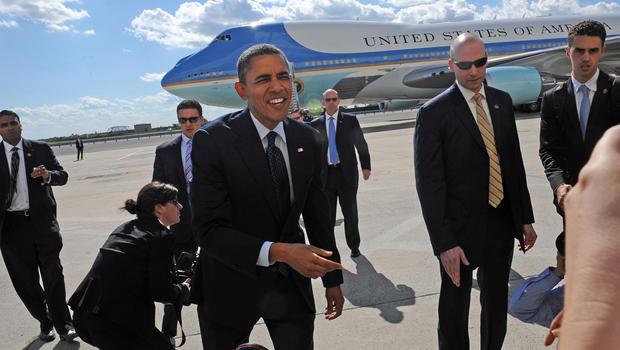 Barack Obama, new york