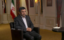 "Ahmadinejad on Israel: ""We have never threatened them"""
