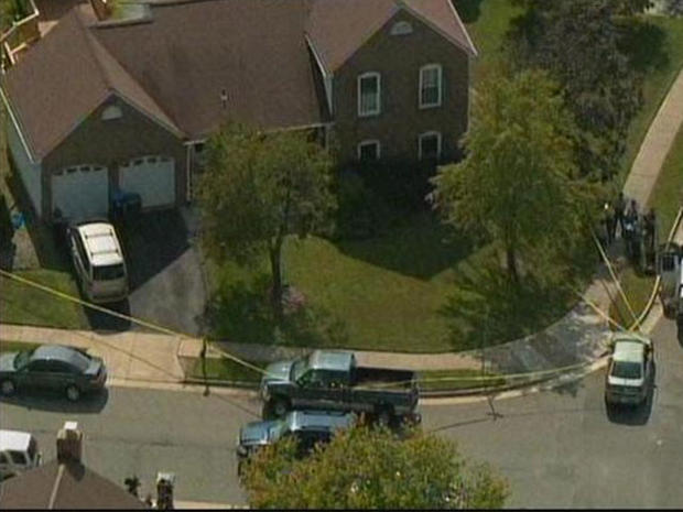 Four family members found dead in Virginia home, police say