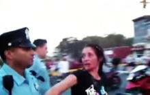 Watch: Cop punches woman at Puerto Rican Day parade