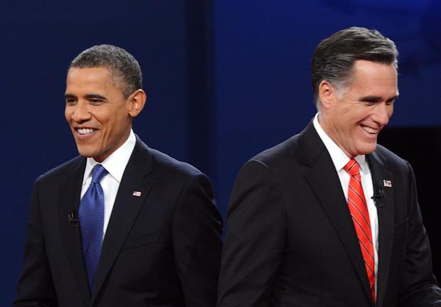 First Presidential Debate: Taxes