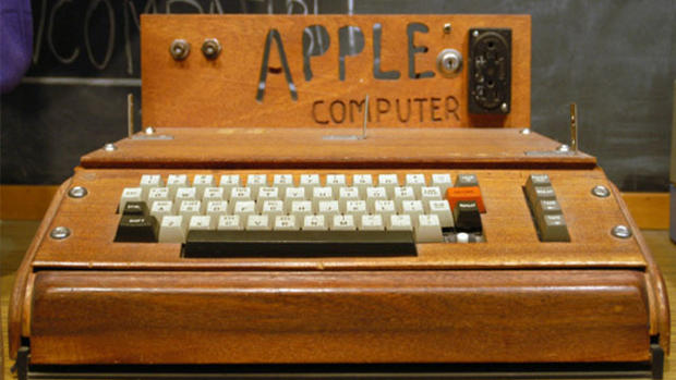 The evolution of Apple products
