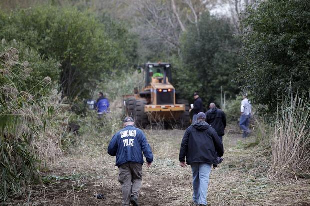 Cops find $10M pot field in Chicago