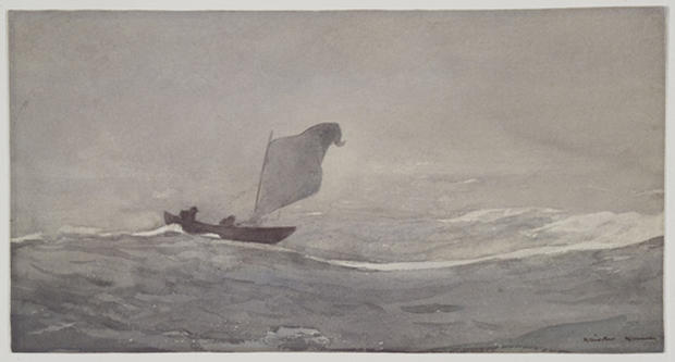 The art of Winslow Homer