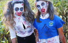 """Zombies"" attempt Guinness World Record"