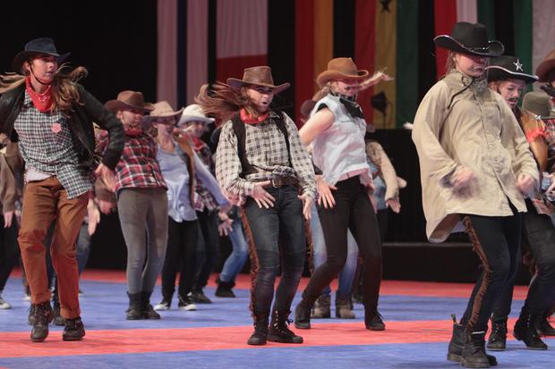 World dance championships 2012