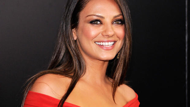 """Mila Kunis named Esquire's """"Sexiest Woman Alive"""""""