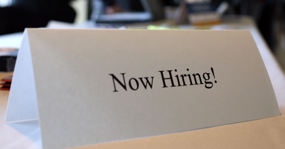 5 hot jobs for older workers - CBS News
