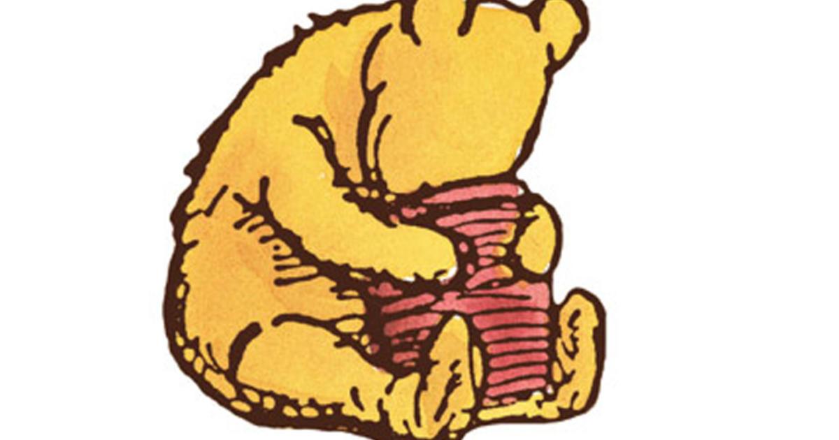 Almanac The Birth Of Winnie The Pooh Cbs News