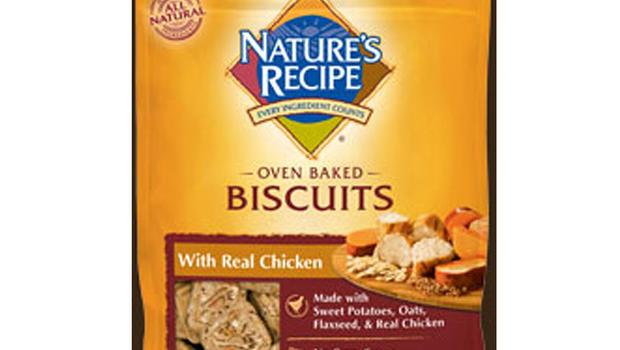 Nature S Recipe Dog Treats Recall