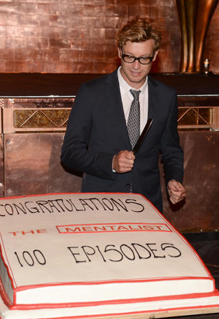"""""""The Mentalist"""" marks 100th episode"""