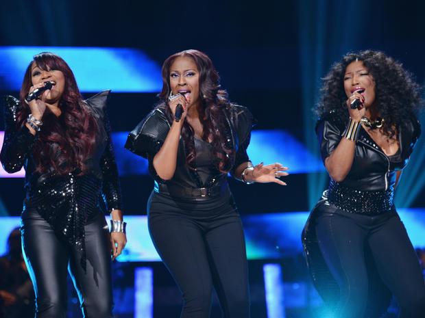 Black Girls Rock 2012