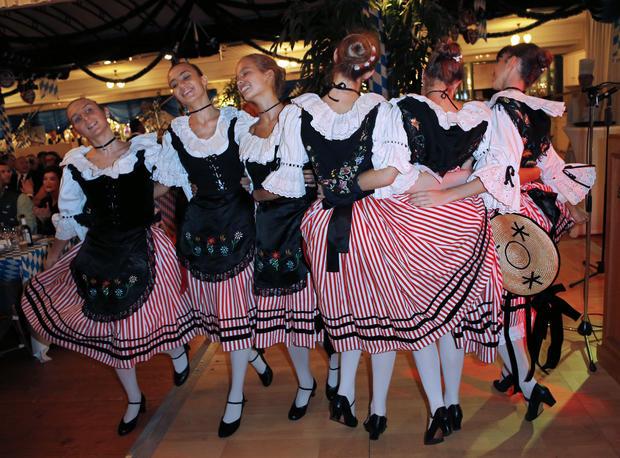 Oktoberfest in Monaco