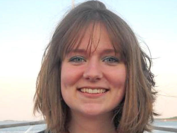 University of N.H. student Elizabeth Marriott missing