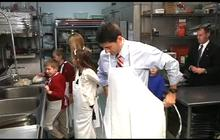 Paul Ryan makes unauthorized stop at soup kitchen