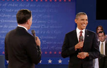 Romney brings up Obama's pension, foreign investments