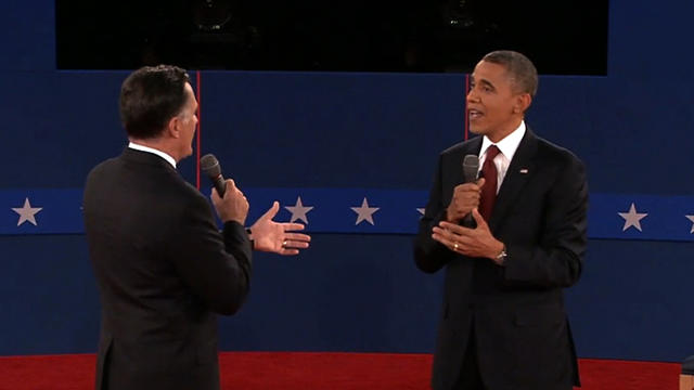 Second presidential debate marked by heated exchanges