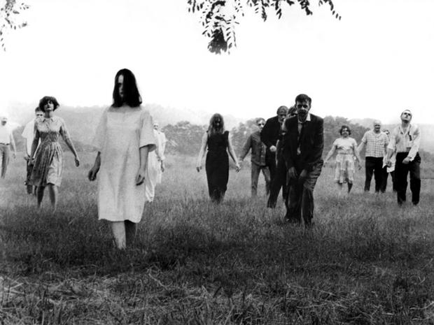 The horror films of George A. Romero