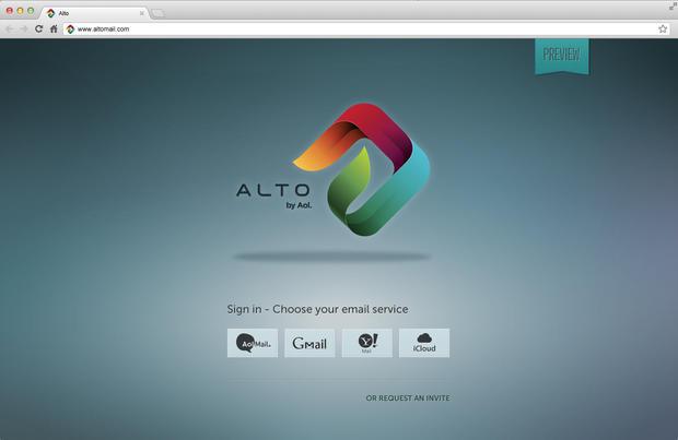 Alto mail by AOL