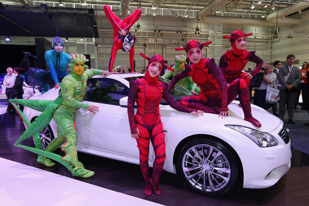 Wildest rides at Australian motor show