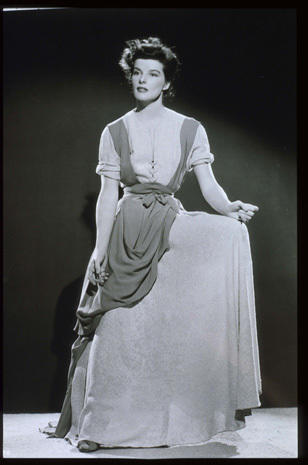 Katharine Hepburn fashion exhibit