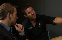 """Baumgartner """"didn't care"""" about the speed of sound"""