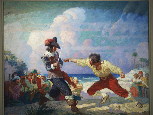 """""""The Duel on the Beach"""""""