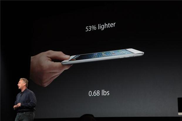 Apple launches iPad Mini, new MacBook Pro