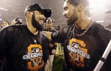 San Francisco Giants: 2012 NL champions