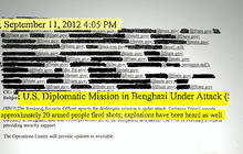 Emails paint picture of Benghazi attack