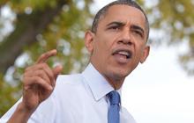 """Obama: Romney's economic plan """"a sketchy deal"""""""