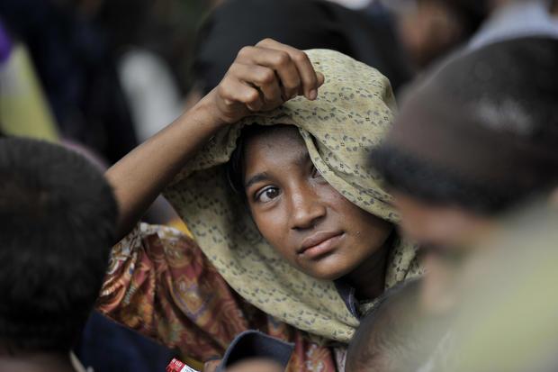 Ethnic violence in Burma