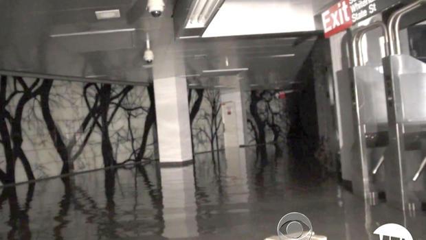 subway, hurricane sandy, flood