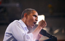 With 4 days left, Obama camp focuses on smaller Ohio towns