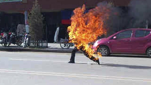 Tibetan self-immolations: China's burning issue