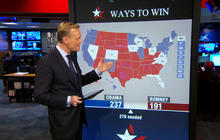 "How the candidates can reach the ""magic number"""