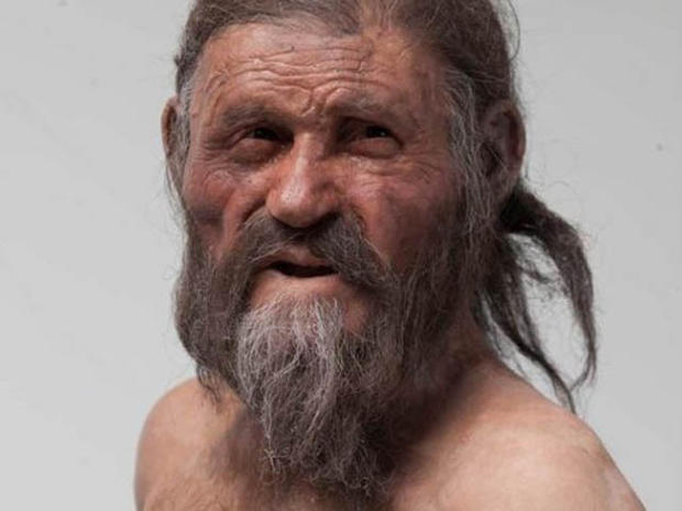 A new genetic analysis reveals that Otzi the Iceman is most closely related to modern-day Sardinians.