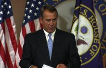 """Boehner: Fiscal cliff is Obama's """"moment"""" to lead"""